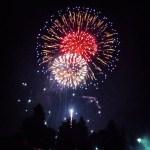 Cloud Park Fireworks 2014
