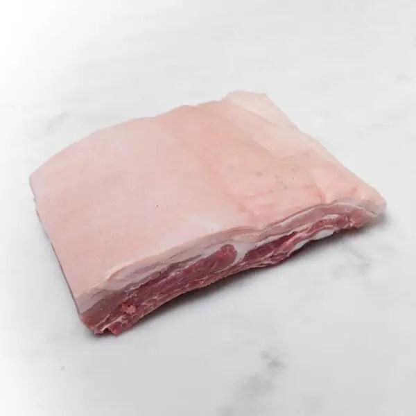 pork belly roasting joints
