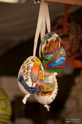 Hand painted Easter eggs - Vienna Austria