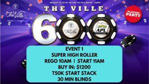 event 1 super high roller