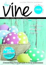 The Vine Dunstable - April May 2019