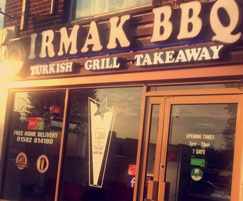 Dunstable Take Away Nominated For Prestigious National Award Irmak BBQ