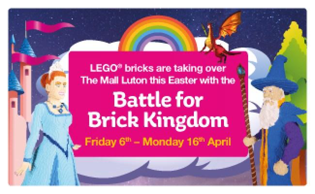 Lego Adventure Awaits At The Mall Luton