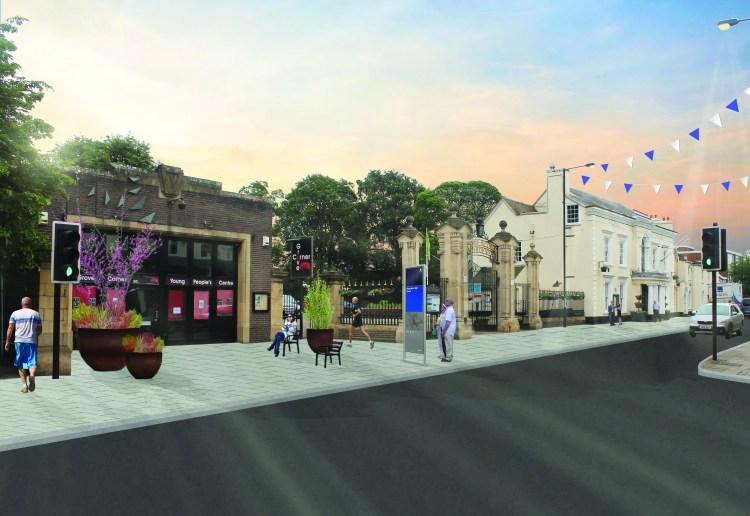 Work Set To Start On Improving Dunstable High Street