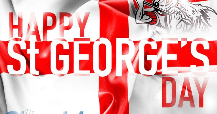 St George? Who's That?