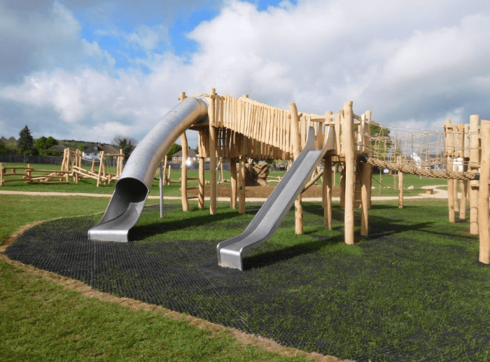 Dunstable Adventure Play Area Opens At Bennett's Rec