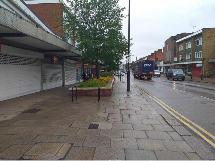 Dunstable High Street Renewal Project Continues