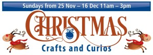 Rushmere Christmas Crafts & Curios Sundays
