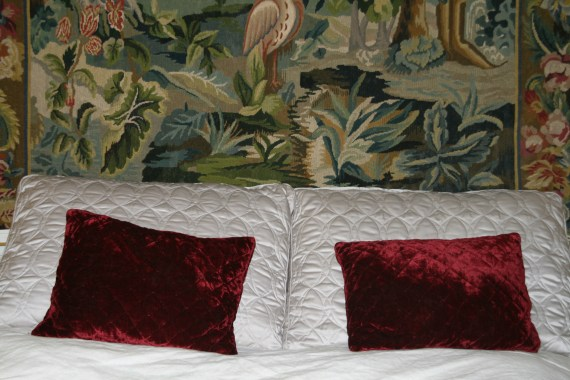 THE DOUBLE BED.
