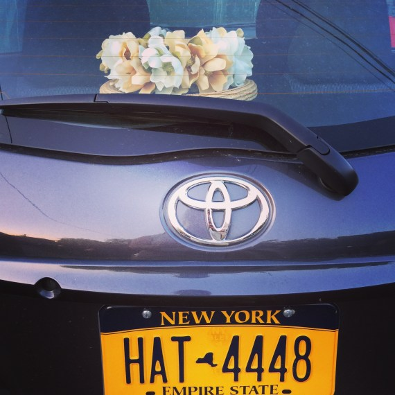 THE HAT CAR!