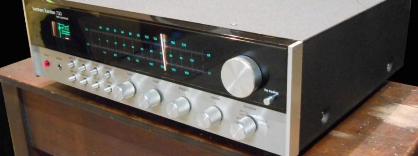 1977 Harman Kardon 730 Twin | The Vintage HiFi Shack