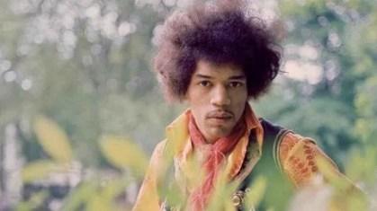 Jimi Hendrix Floral
