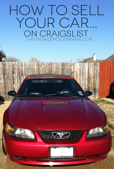 Waco Craigslist Cars By Owner : craigslist, owner, Married, Passage:, Selling, Vintage, Modern