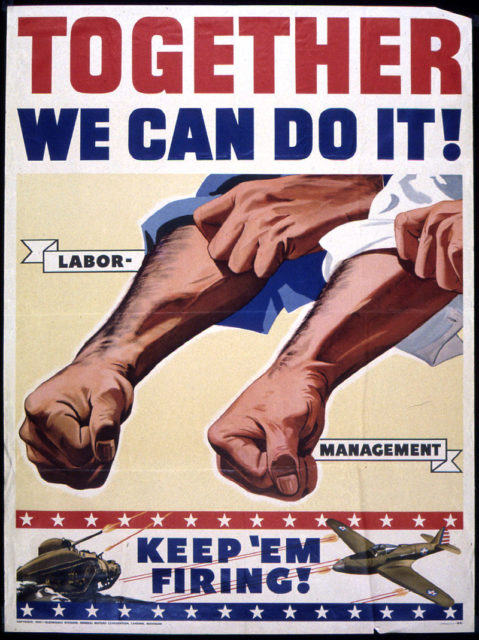 We Can Do It : Truth, Behind, Iconic, Poster