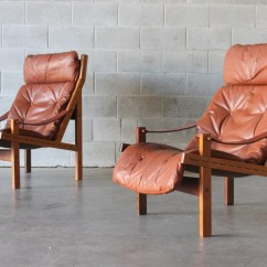 Safari High Chair Outdoor Lift Pair Of Leather Chairs The Vintage Shop
