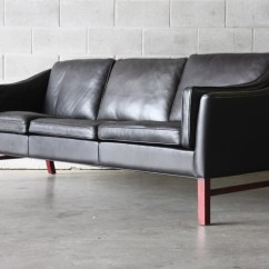 Leather Sofas Auckland Best Rated Sleeper Sofa Pair Of Black The Vintage Shop