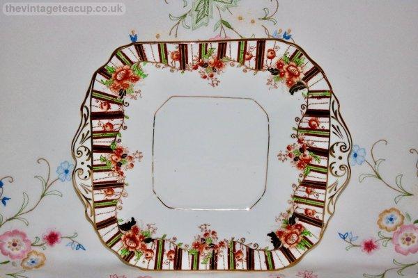 Duchess china Cake Plate