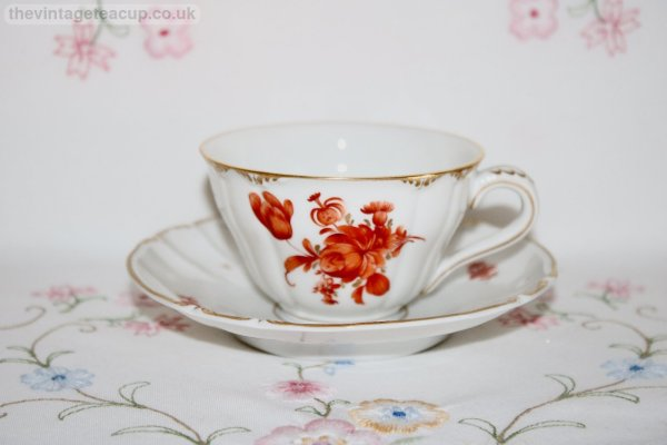Nymphenburg Floral Coffee
