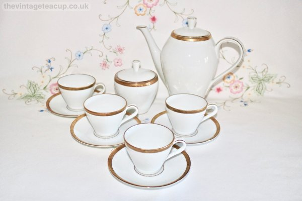 Richard Ginori Coffee set