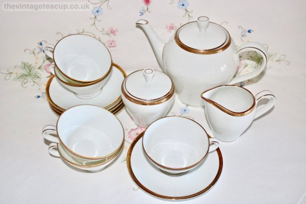 Richard Ginori Tea set