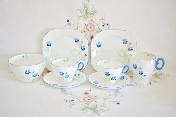 Shelley Tea for Two
