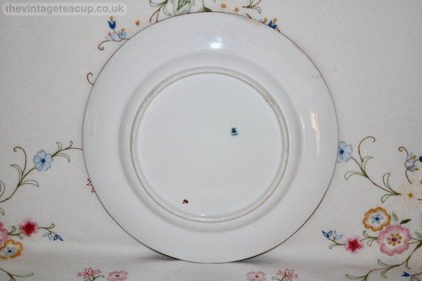 Spode Peacock Plate