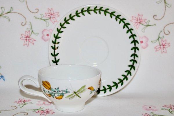 Three Espresso Duos Botanical designs