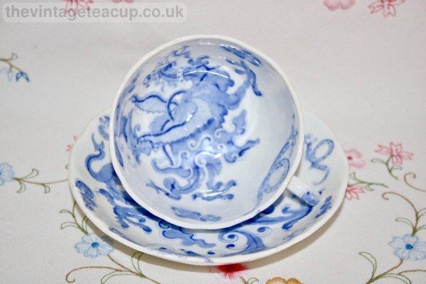 Worcester Blue Dragon Trio