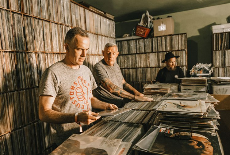 Watch a new film celebrating 30 years of record shop and label Mr Bongo