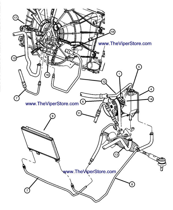 Power Steering Pump Diagram, Power, Free Engine Image For