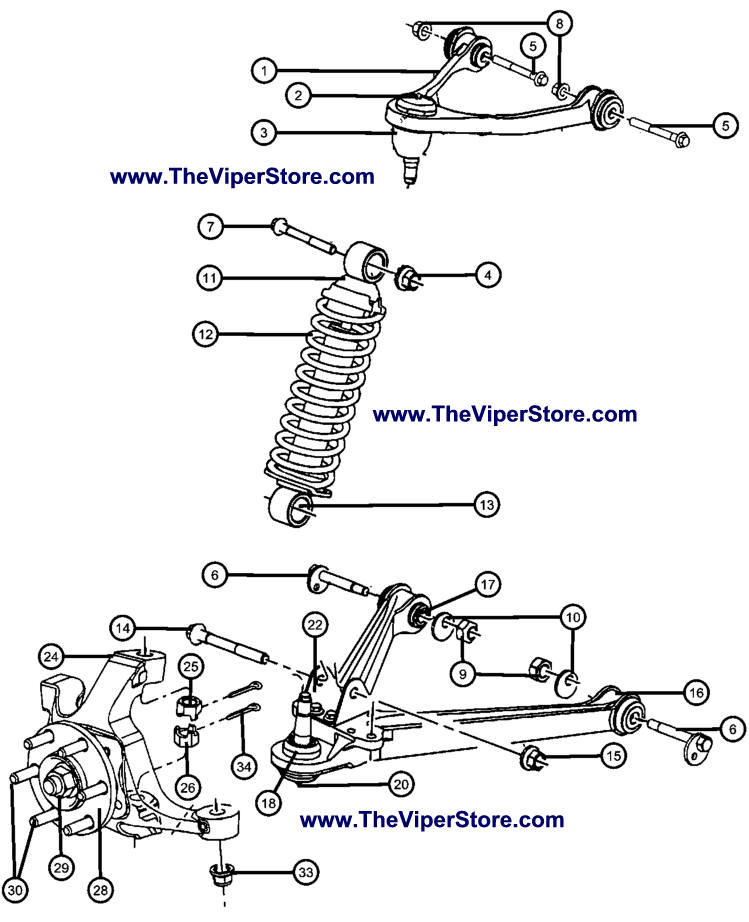 VIPER SRT10