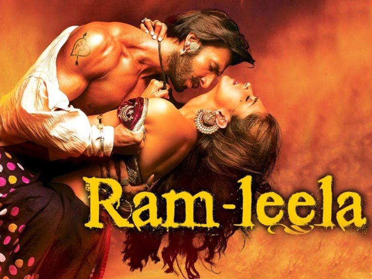 Ram - Leela Poster