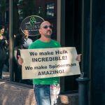 hulk spiderman vfx