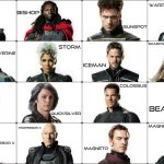 x-men-days-of-future-past-all-characters-wallpaper-poster