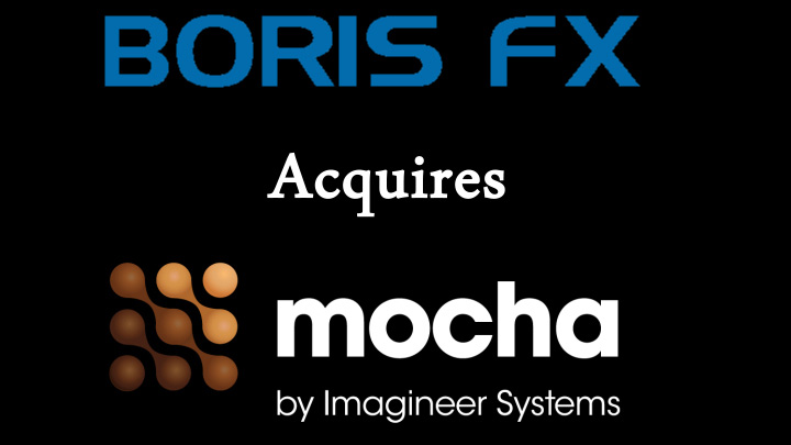 Boris-FX-Acquires-Imagineer-Systems-Mocha