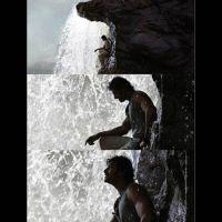 prabhas waterfall bahubali