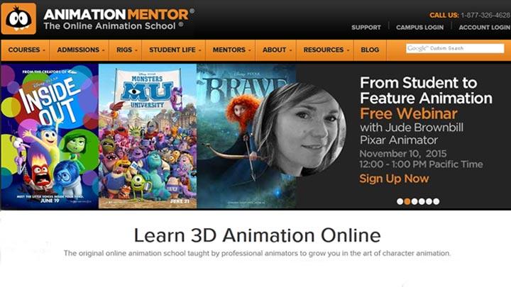 Free Animation Webinar by Pixar Animator Jude Brownbill