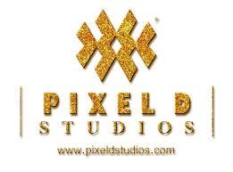pixel d studios logo