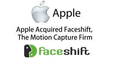apple acquired faceshift