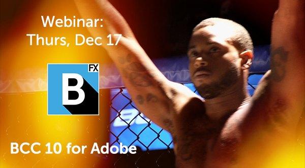 bcc 10 for adobe webinar