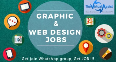 Graphic & Web Design Jobs