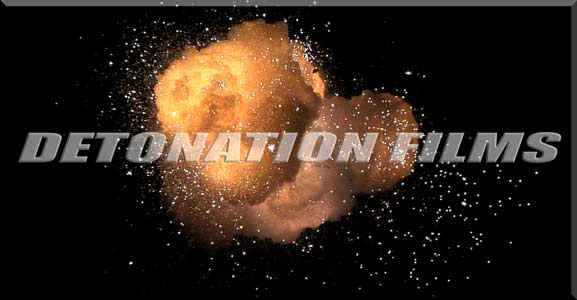 detonation films stock videos