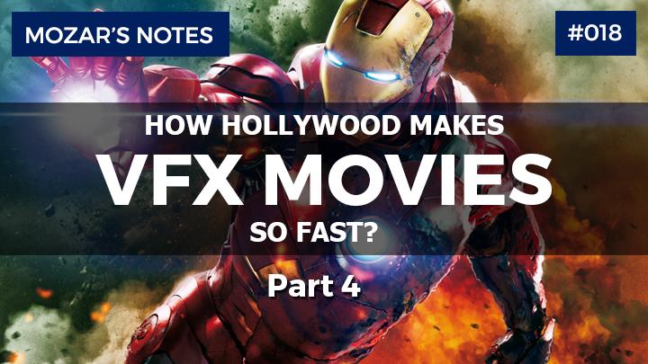 hollywood vfx movies making of
