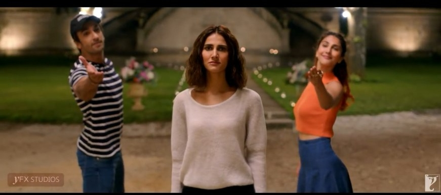double role vaani before after