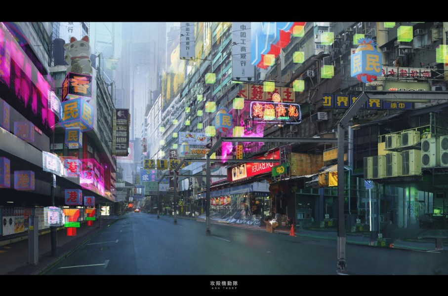 best 30 exclusive concept art of  u0026 39 ghost in the shell u0026 39  movie  2017