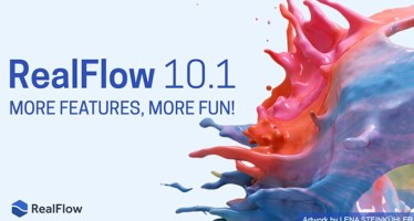 new features of realflow 10.1