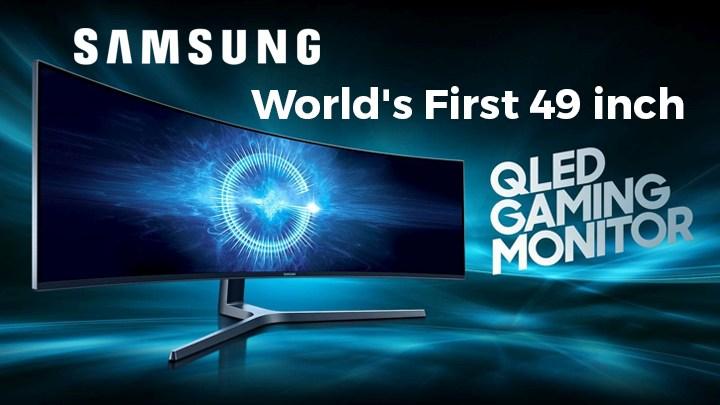 Qled Gaming Monitor Samsung