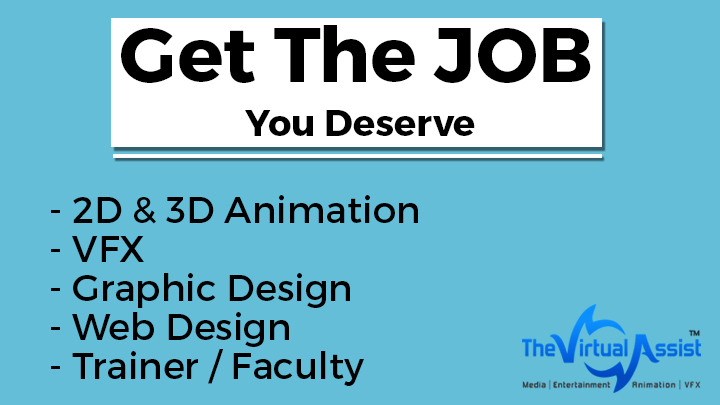 Latest 3D Animation and VFX Jobs