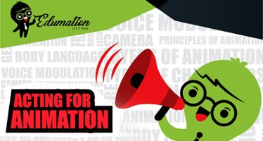 acting for animation edumation