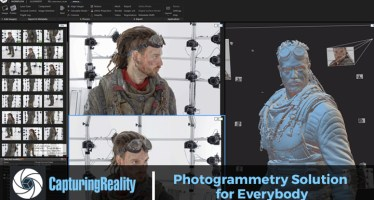 Capturing Reality Photogrammetry software solution